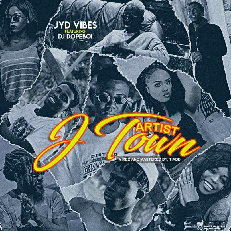 JYD Vibes – Jtown Artists