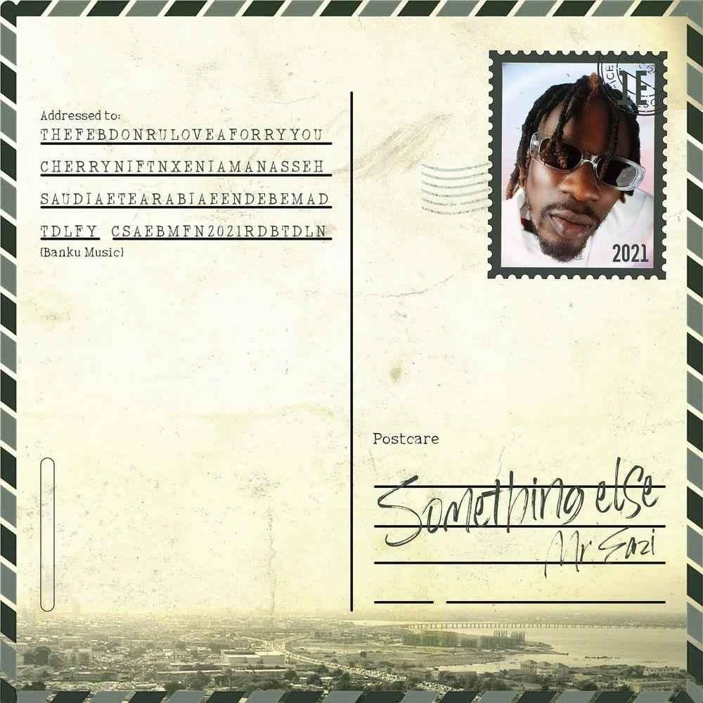 Mr Eazi – Something Else EP