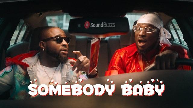 VIDEO: Peruzzi ft. Davido – Somebody Baby
