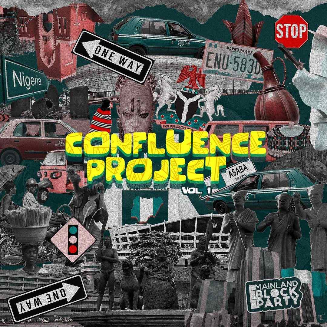 Mainland BlockParty – Confluence Project Vol. 1 EP