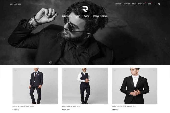 fastest wordpress woocommerce theme
