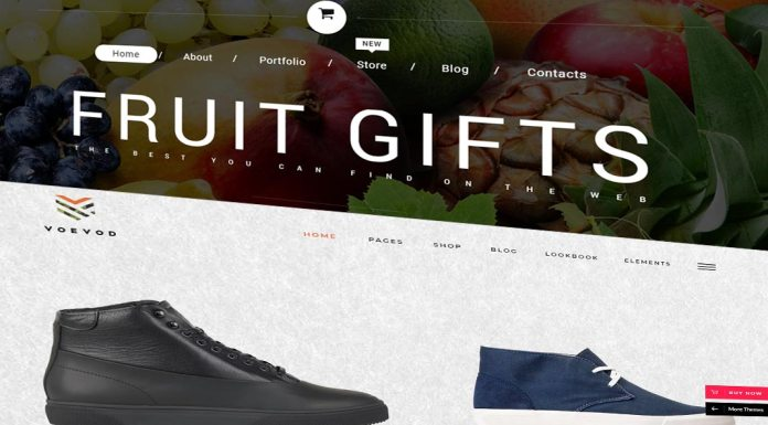woocommerce shop theme