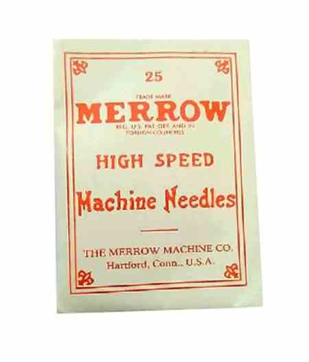 Merrow-Needle-packet