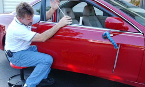 Удаление вмятин авто без покраски - Smart Solution ...