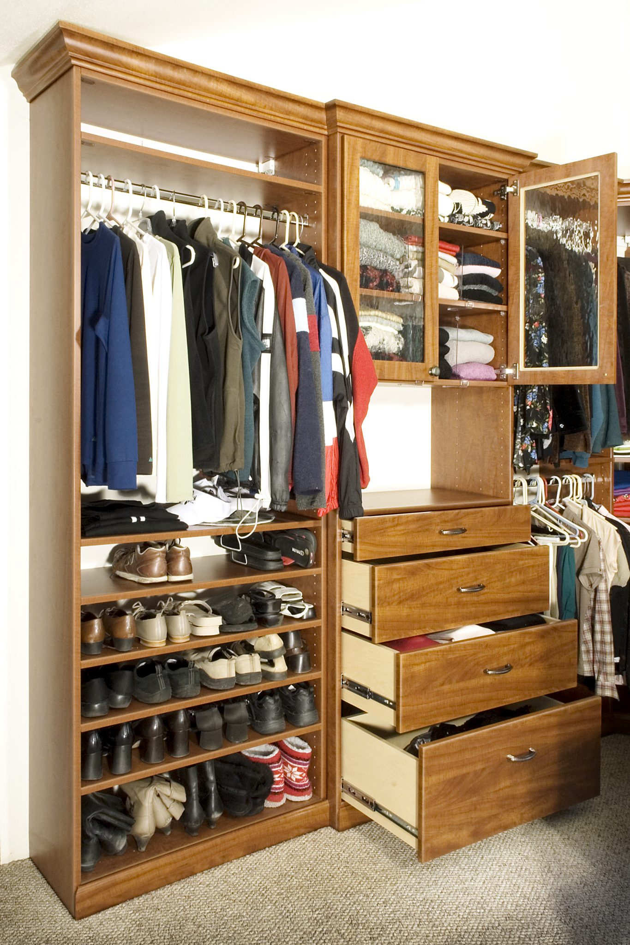 Superieur Closet Redesign Experts In Denver. Walk In Closet, Custom Closet, Small  Space Experts