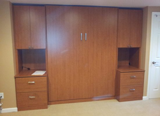 Economical Murphy Bed
