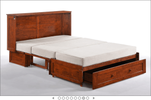 murphy-cabinet-bed-clover-cherry-opening-02