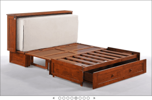 murphy-cabinet-bed-clover-cherry-opening-04
