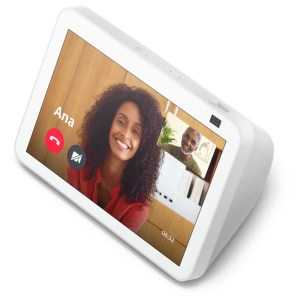 Amazon Echo Show 8 Glacier White 2nd Generation 1