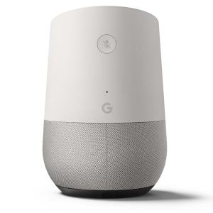 Google Home Assistant White