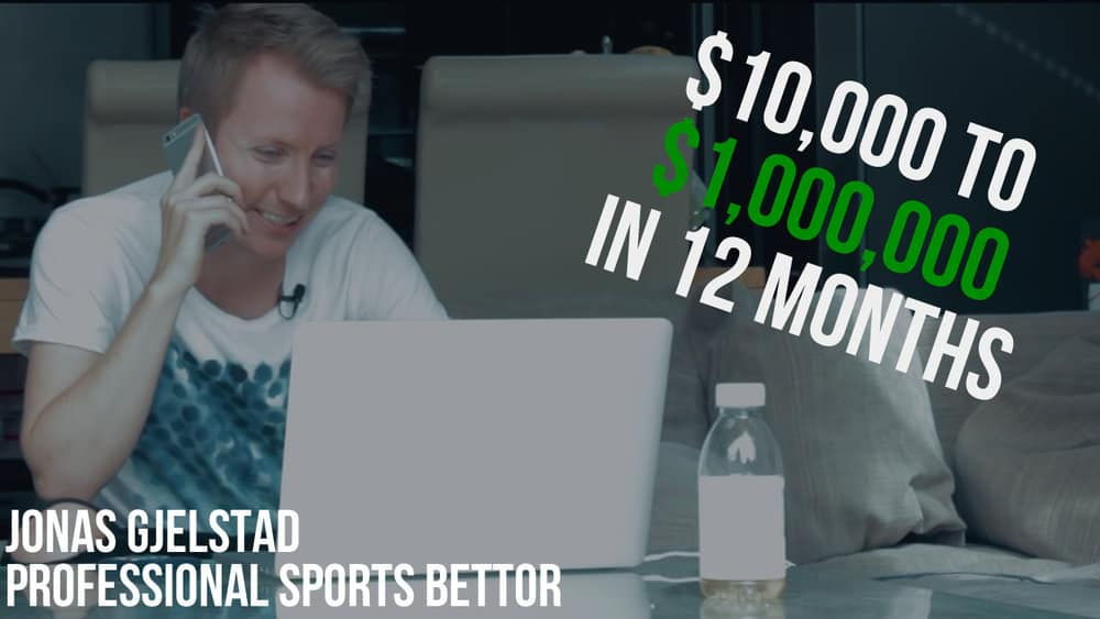 Jonas Gjelstad - High Stakes Poker To High Stakes Sports Betting