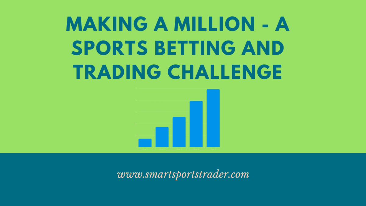 Making A Million From Sports Betting And Trading - September 2018 Results