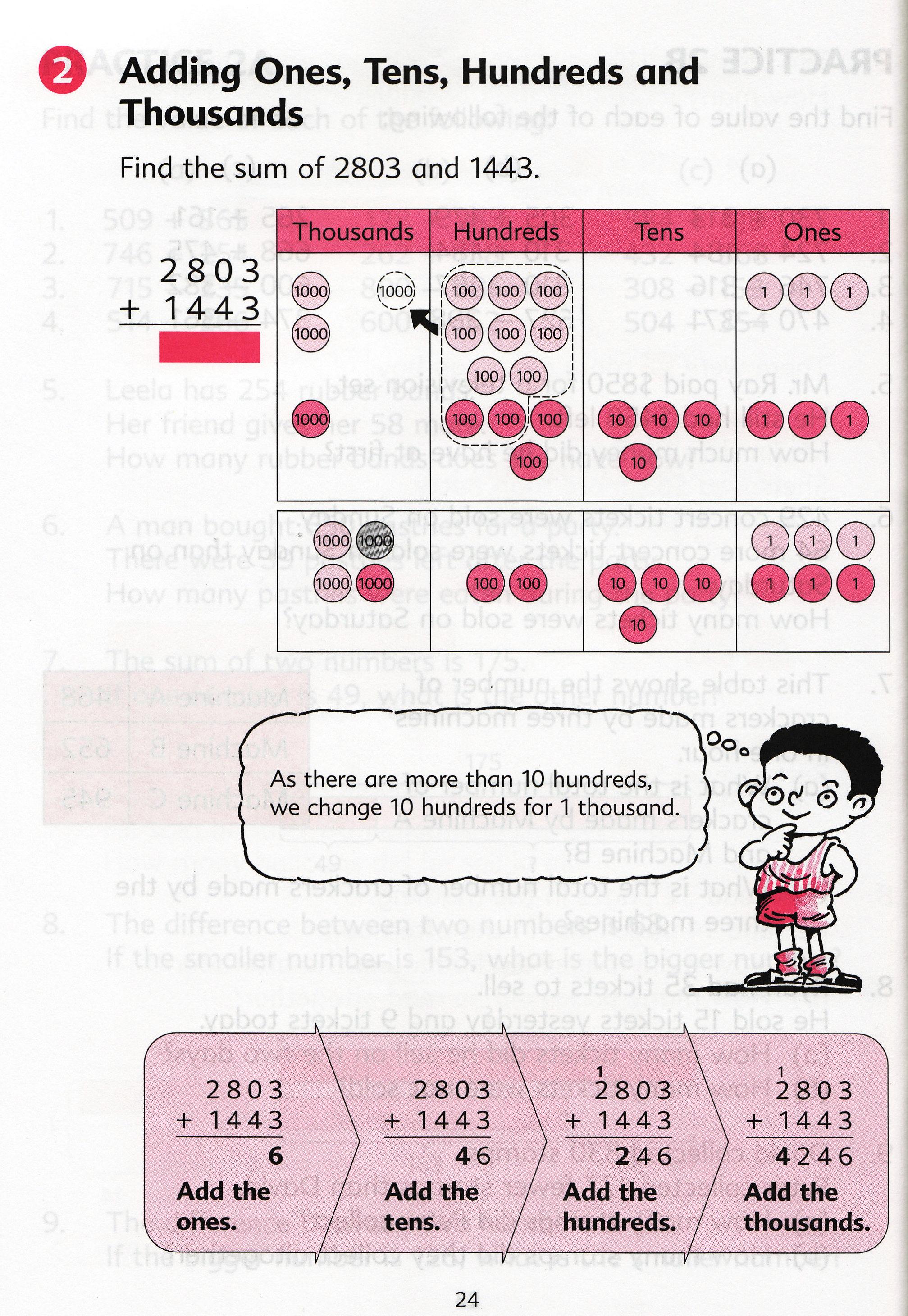 Comparing Singapore Math Materials Textbooks