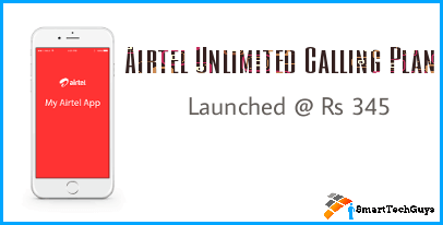 Airtel Unlimited Calling Plan