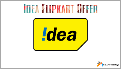 Idea Flipkart Offer