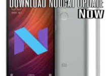 Download Android Nougat Update For Redmi Note 4 [Official] 2