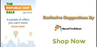 Flipkart Republic Day Sale 2017