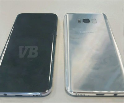Samsung Galaxy S8 Real Leaked image
