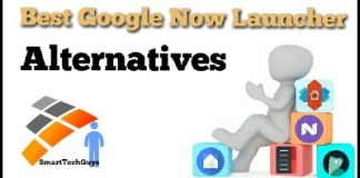 Top 5 Best Google Now Launcher Alternatives 2017