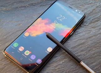 Samsung Galaxy Note 8 Oreo Update