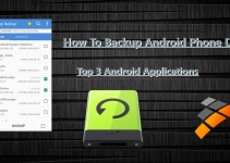 Backup Android Phone Data