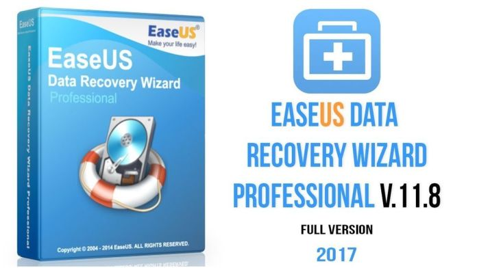 EaseUs Data Recovery Software