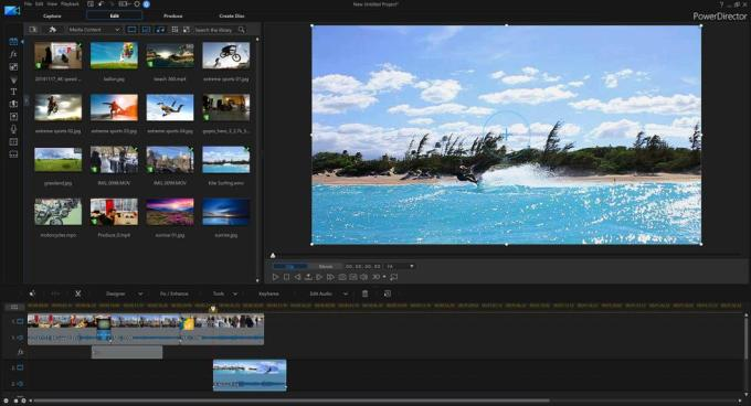 Power Director Video Editing App