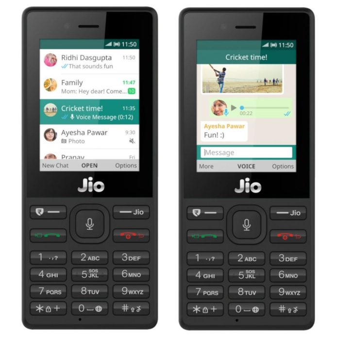 JioPhone WhatsApp Download Link