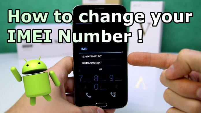 How To Change IMEI Number of Android Phones 2019