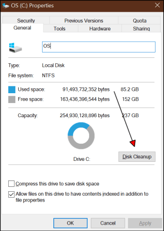 Files and Pictures Thumbnails not showing in Windows 10