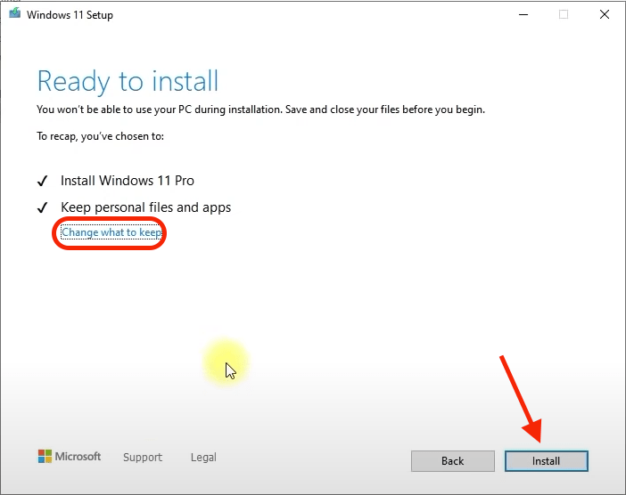 How to Install Windows 11 on unsupported Hardware