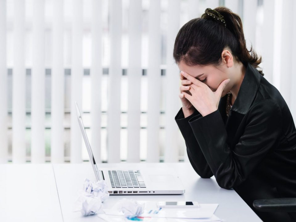 Headed Towards Burnout? Here's What You Need To Do