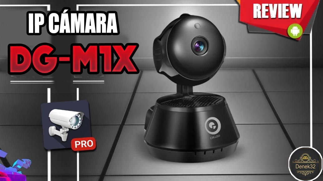 ︎Excelente Cámara IP Digoo DG-M1X Smart Home Review en Español︎Dene...