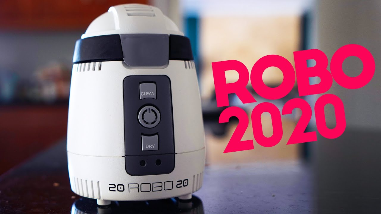Wash AND Dry your old coil heads - ROBO2020