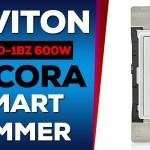 Leviton DH6HD-1BZ 600W Decora Smart Dimmer, Works with Apple HomeKit