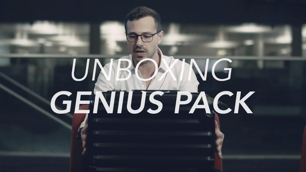 Unboxing Genius Pack Supercharged - Gadget Flow Unboxing