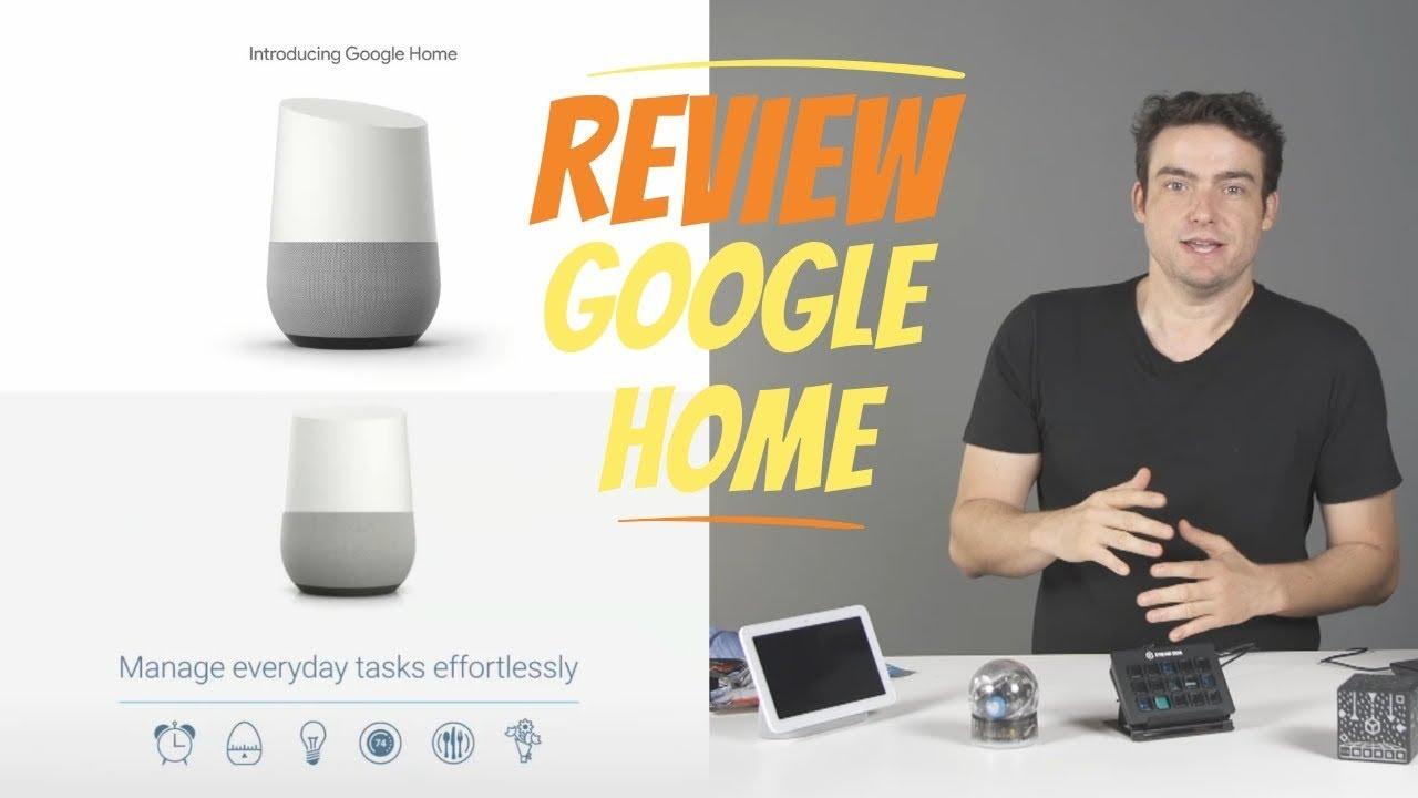 Análise GOOGLE HOME HUB - Review Gadget 2019