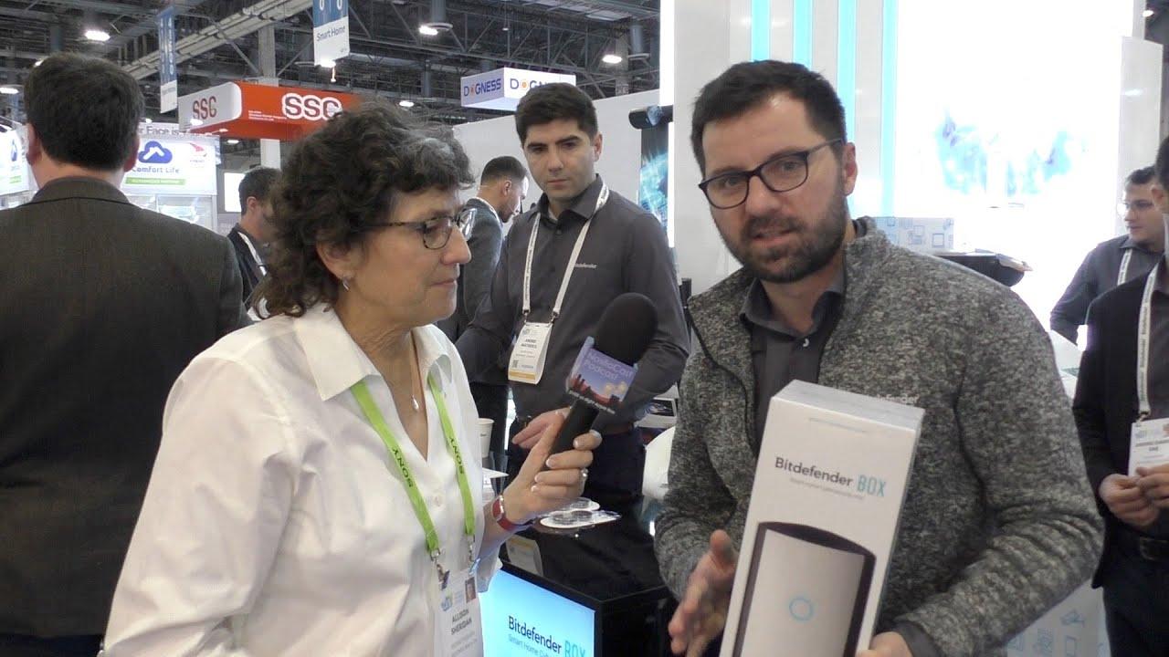 CES 2019: Bitdefender BOX 2 Smart Home Network Security