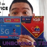 Globe 5G SIM Unboxing and Testing (using LTE Device) | Mas Mabilis?