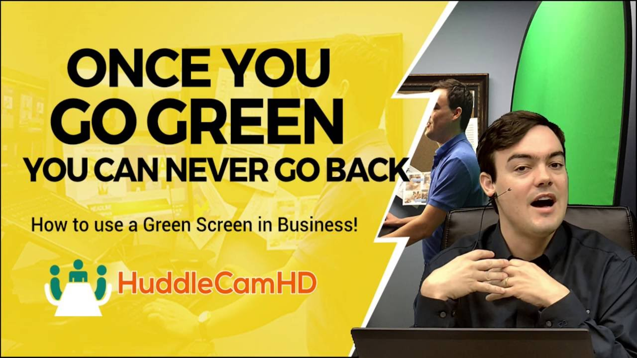 Zoom adds Green Screen Support!