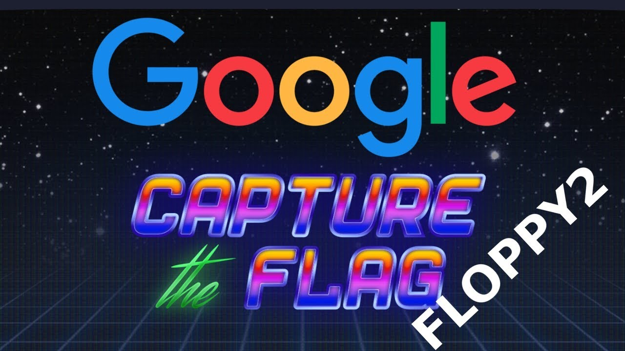 Google CTF: Beginner Quest: FLOPPY2 (Debugging DOS Programs)