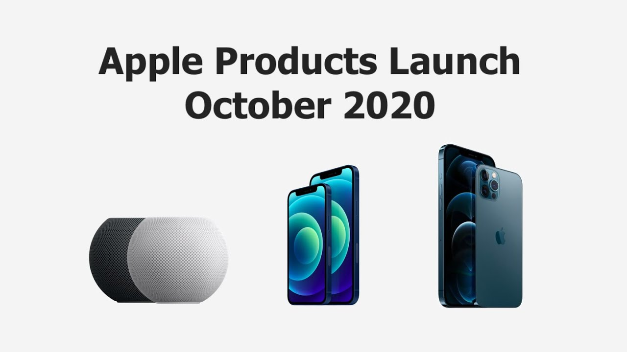 Apple HomePod Mini (Oct'2020)