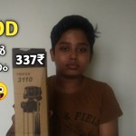 Best tripod| unboxing video| small budget tripod| SN VIBER| malayala...