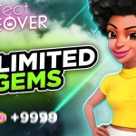 How to get GEMS in Project Makeover FAST 2020!!
