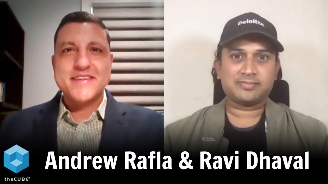 Andrew Rafla & Ravi Dhaval, Deloitte & Touche LLP   AWS re:In...