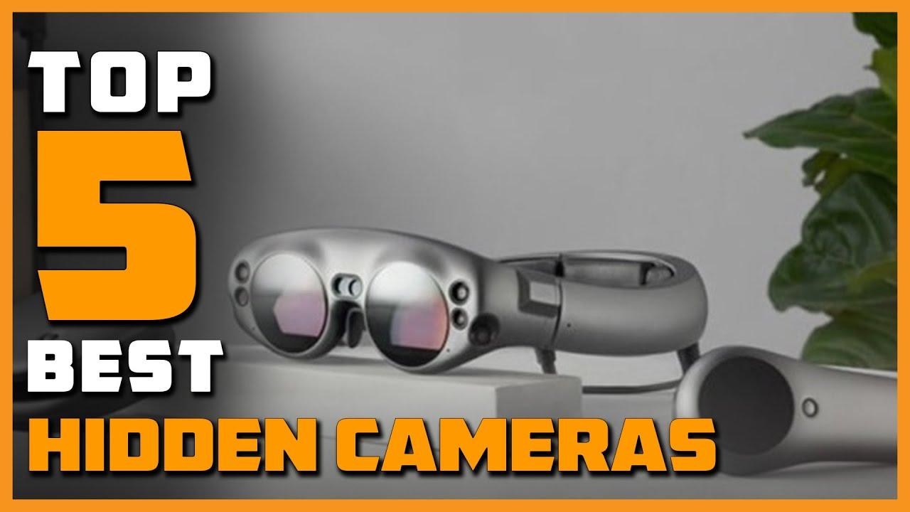 Top 5 Best Hidden Cameras Review in 2021