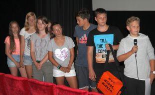 SchülerInnen der NMS Gramastetten2