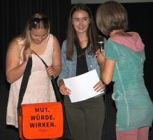 Schülerinnen des BG Werndlpark Steyr2