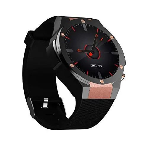 microwear h2 smartwatch full specs