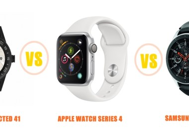 tag heuer connected 41 vs apple watch series 4 vs samsung galaxy watch specs and features compared